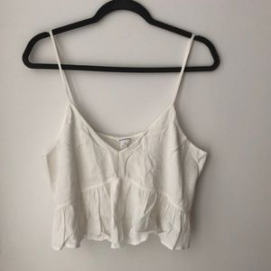 Club Monaco crop top